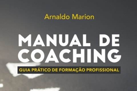 detalhe da capa do Manual de Coaching