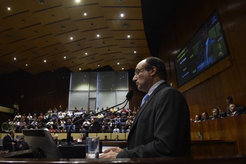 Petista Zé Nunes abordou questão no espaço do Grande Expediente