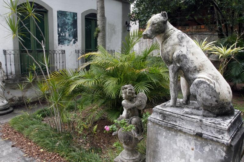 Fotos do Centro Cultural Zona Sul na Rua Landell de Moura, 430, Tristeza. Fotos de Jaqueline Custódio