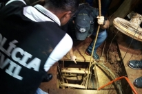 Justiça condena nove por escavar túnel para fuga de presos do Presídio Central