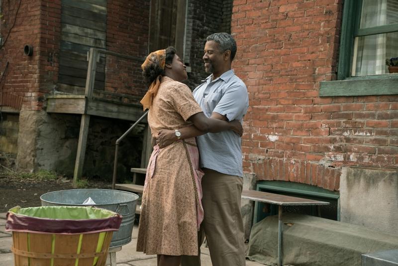 Denzel Washington e Viola Davis revivem no cinema a peça Um limite entre nós