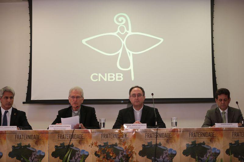 Brasília - Com o tema Fraternidade: biomas brasileiros e a defesa da vida, e o lema Cultivar e guardar a criação, a Conferência Nacional dos Bispos do Brasil (CNBB) abre oficialmente a Campanha da Fraternidade 2017.