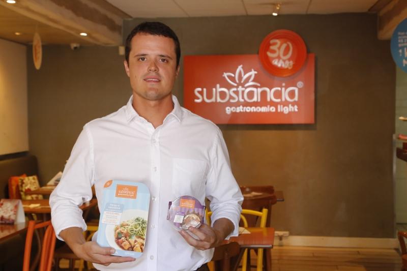 Gabriel planeja crescimento da marca, criada por sua mãe há 30 anos