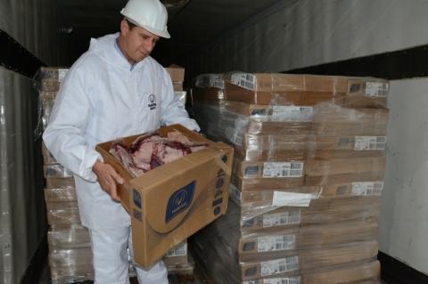 Exportação de carne bovina em julho avança