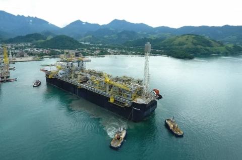Reinjeção de gás na exploração de petróleo cresce 40%