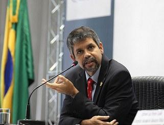 Presidente da Associação Nacional de Procuradores da República (ANPR), José Robalinho Cavalcanti