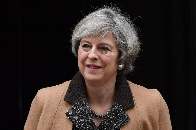 INT - Theresa May, Inglaterra, Reino Unido, Brexit, União Europeia, Big Ben