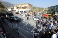 Tiroteio em escola e carta-bomba na sede do FMI deixam Paris em alerta