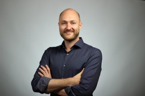 Nils Kauwertz é CEO e fundador da Wunder Digital