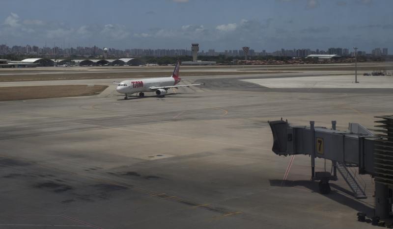 Aeroporto Internacional Pinto Martins, em Fortaleza, foi arrematado por R$ 425 milhões pela Fraport