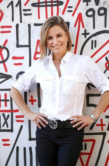 Silvina Moschini, fundadora e CEO da SheWorks!