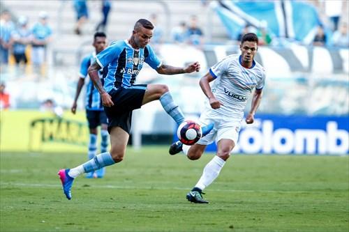 Grêmio empata com Veranópolis em 1 a 1 na Arena pelo Campeonato Gaúcho