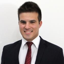 Luiz Gustavo Garrido,  presidente da FAJERS