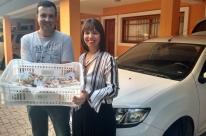 Casal abre franquia para entrega de pães refrigerados em condomínios da Capital
