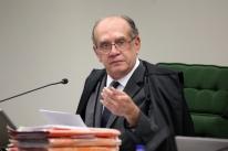 Gilmar Mendes acusa PGR e PF por vazar investigações