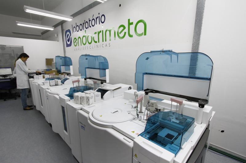 O laboratório poderá fazer até cinco milhões de exames por ano