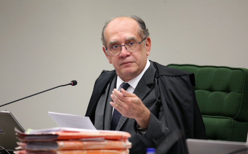 Gilmar apontou PGR como responsável por dar informações a jornalistas