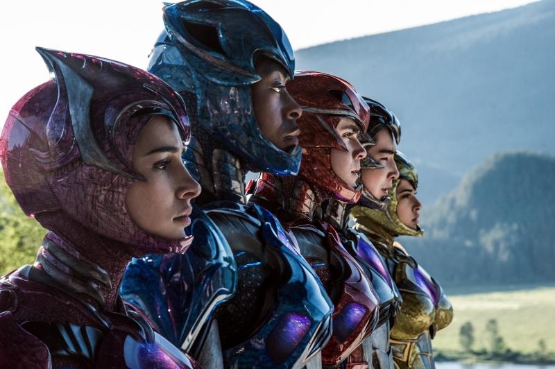 Série clássica dos anos 1990, Power Rangers ganha nova versão para o cinema