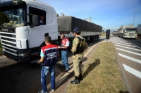 Governo paulista intensifica combate a roubo de carga