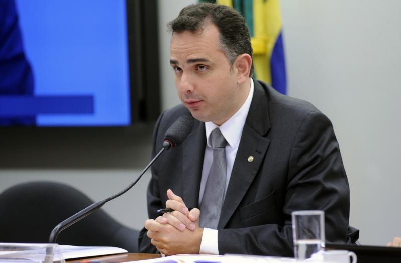Audiência pública para debater ações de impugnação e cooperação jurídica internacional. Dep. Rodrigo Pacheco (PMDB - MG)