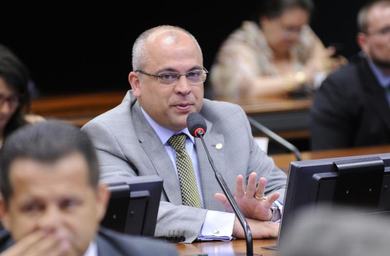 Jones Martins, foto Lúcio Bernardo Júnior, Câmara dos Deputados