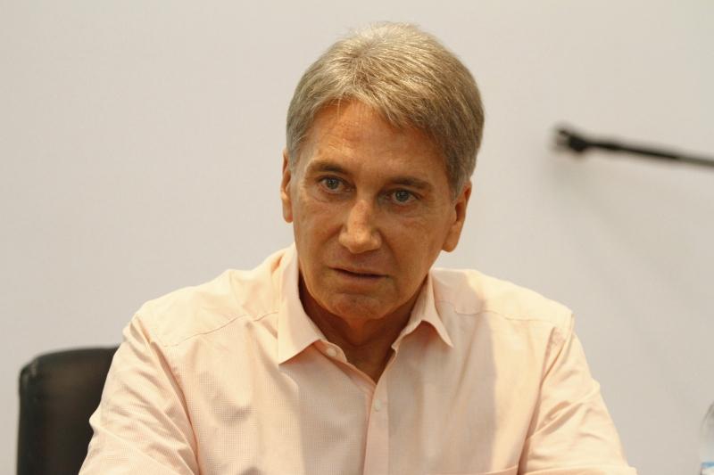 Convenção Estadual do PMDB na foto: Germano Rigotto