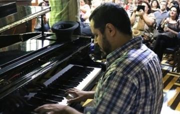 Jorginho do Trompete e o pianista Luiz Mauro Filho comemoram 21 anos de parceria