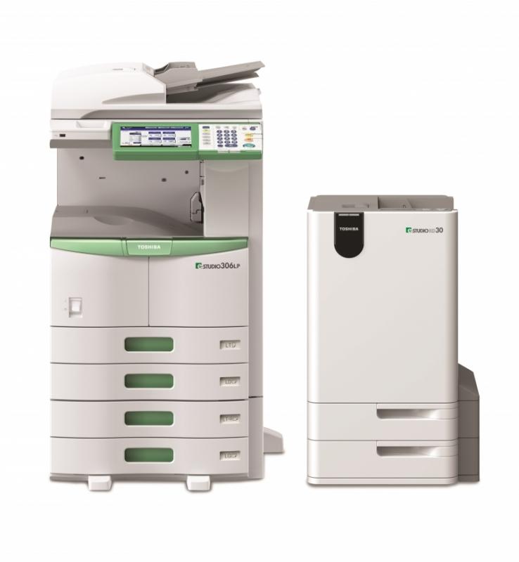 Eco impressora sustentável Divulgação Toshiba