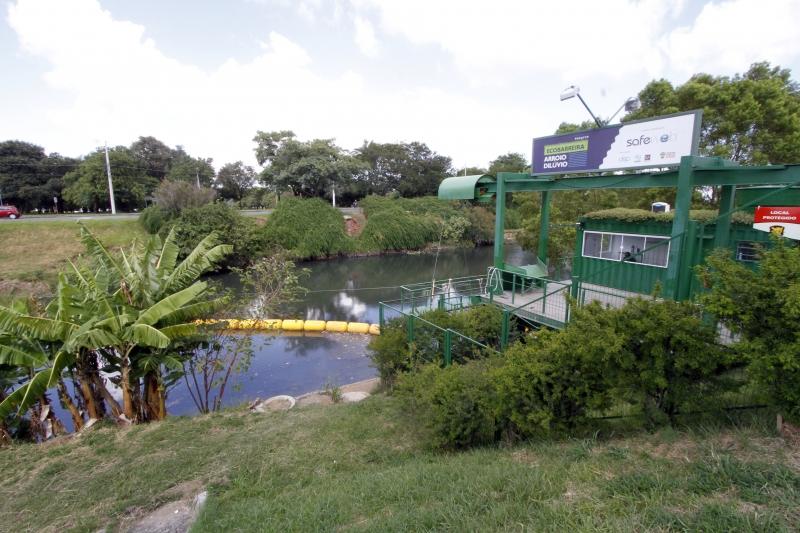 Equipamento está instalado na esquina das avenidas Ipiranga e Borges de Medeiros