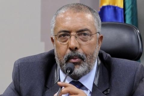 senador Paulo Paim. Foto Pedro França - Agência Senado 2