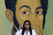 UE aplica sanções contra vice-presidente da Venezuela e outras dez autoridades