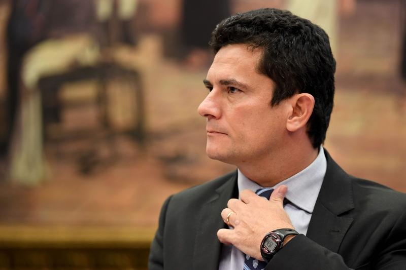 Sérgio Moro comparou o petista ao ex-presidente da Câmara Eduardo Cunha