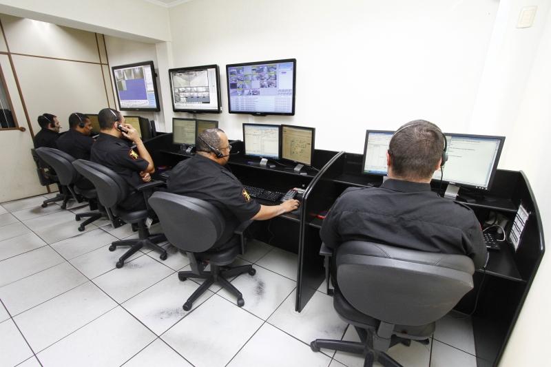 Contratações de empresas de vigilância cresceram cerca de 30%