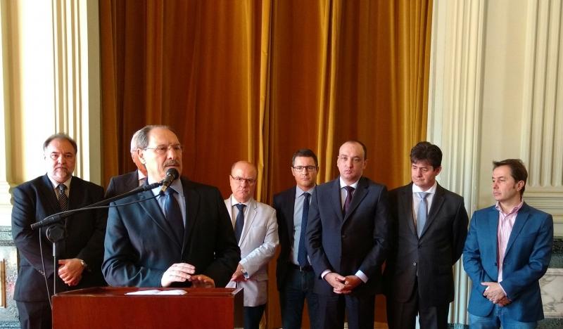 Sartori também autorizou o chamamento de 683 aprovados em concursos da BM e da Polícia Civil