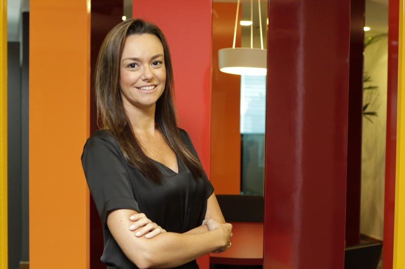 Carolina entrou na PwC Brasil aos 22 anos e chegou ao cargo de gerente na empresa