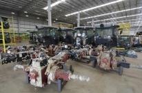 Produção industrial sobe 0,2% em fevereiro ante janeiro, revela IBGE