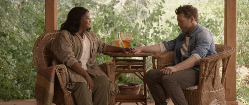 Octavia Spencer e Sam Worthington estrelam A cabana