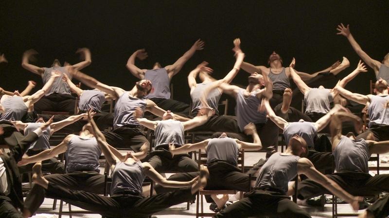 Documentário destaca trajetória do coreógrafo Ohad Naharin