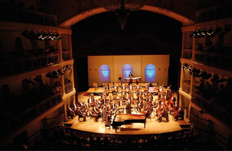 Orquestra Sinfônica de Porto Alegre recebe trompetista belga Dominique Bodart (detalhe)