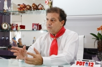 Comando do PDT quer Bolzan para o Senado