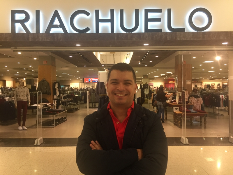 José Castilho Jr. diretor de operações das lojas Riachulo na Região Sul