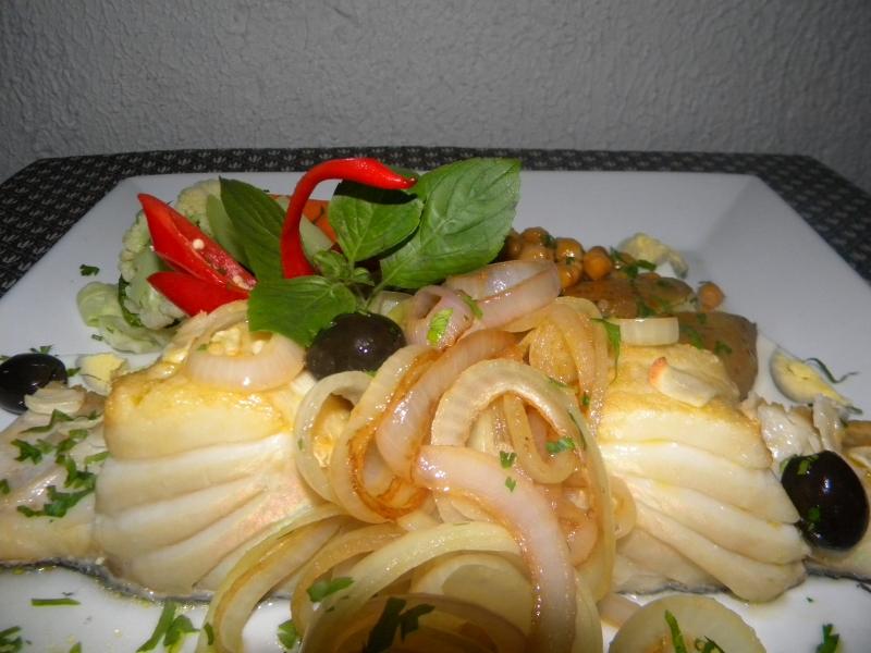 Hcoz - Bacalhau com batatas ao murro
