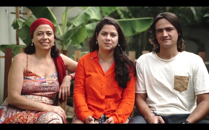 Beth, Amanda e Jonathas inspiram uma alimentação mais saudável