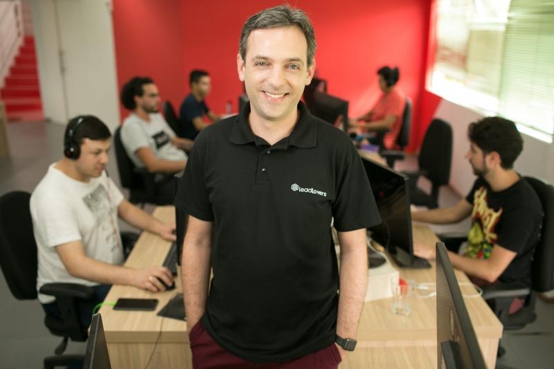 Diego Carmona, CVO do leadlovers