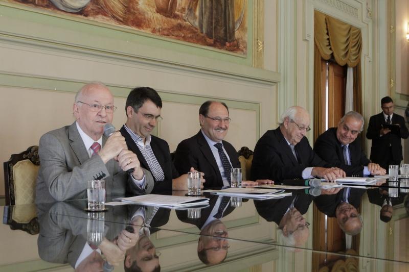 Financiamento do BRDE no valor de R$ 31,5 milhões para a usina de Candiota foi oficializado no Piratini