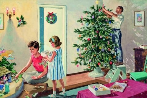 De olho nos gastos natalinos