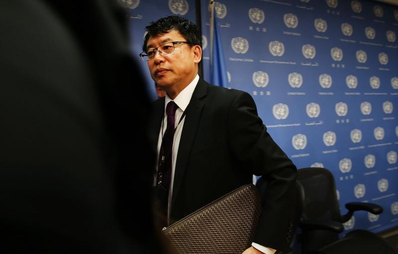 Embaixador norte-coreano na ONU disse que país está pronto para reagir