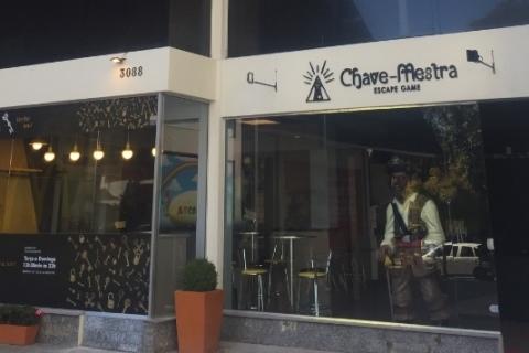 Casa de escape games Chave-Mestra abre em Gramado