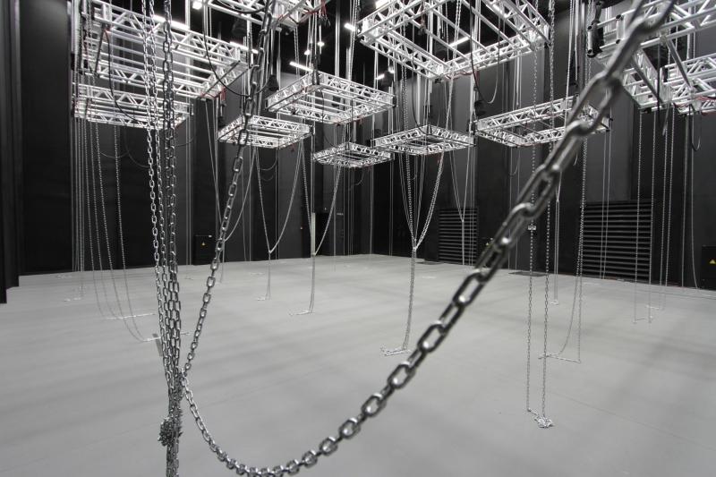Inaugura hoje o Tecna, complexo destinado à produção audiovisual