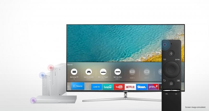 One Control Divulgação Samsung
